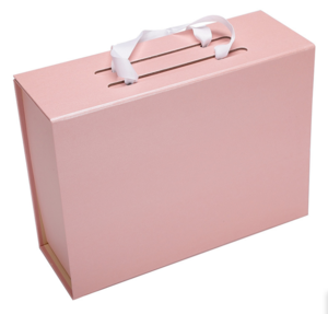 Professional Folding Gift Boxes Hand Folding Gift Wrapping Paper Box Shoebox Supplier