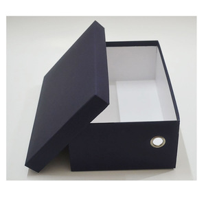 Shoes Boxes Manufacturer Customized Printed Men Shoe Box For Sale